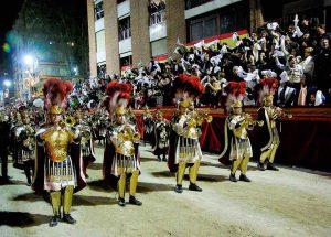 Desfile de romanos en Lorca