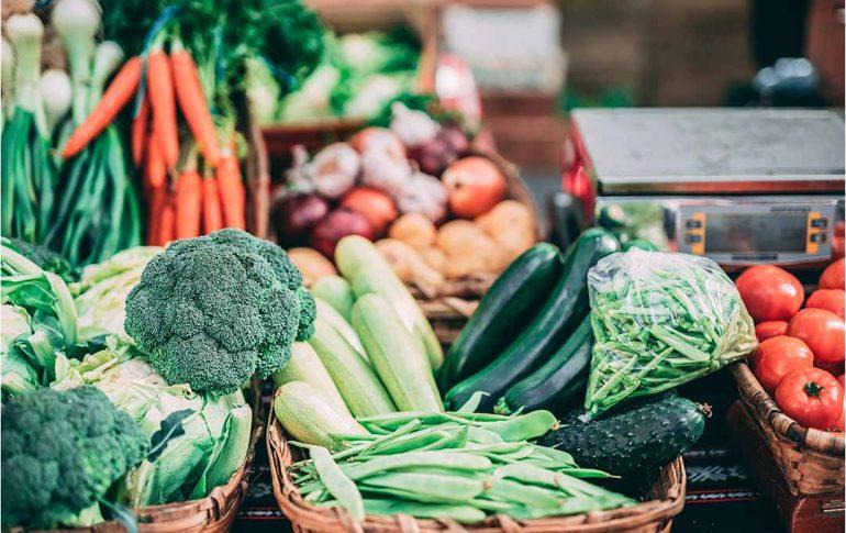 Hortalizas y verduras de temporada en septiembre