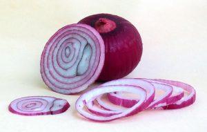 Cebolla roja o morada