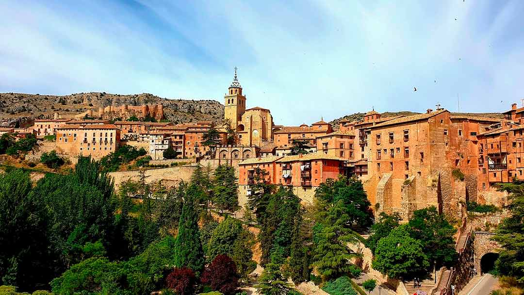 Pueblo de Albarracín