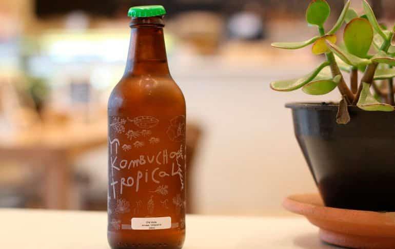 Kombucha: una bebida de té milenaria y probiótico natural