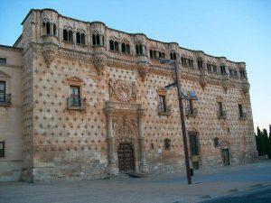 Palacio Infantado en Guadalajara