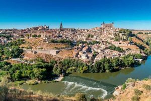 Toledo, capital de Castilla-La Mancha