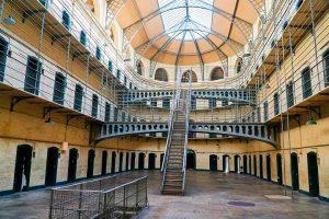 Cárcel Kilmainhal en Dublín