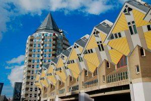 Casas cubo en Rotteerddam