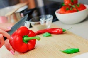 Tipos de pimientos y usos en la cocina