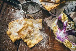Dulces típicos de Carnaval en España
