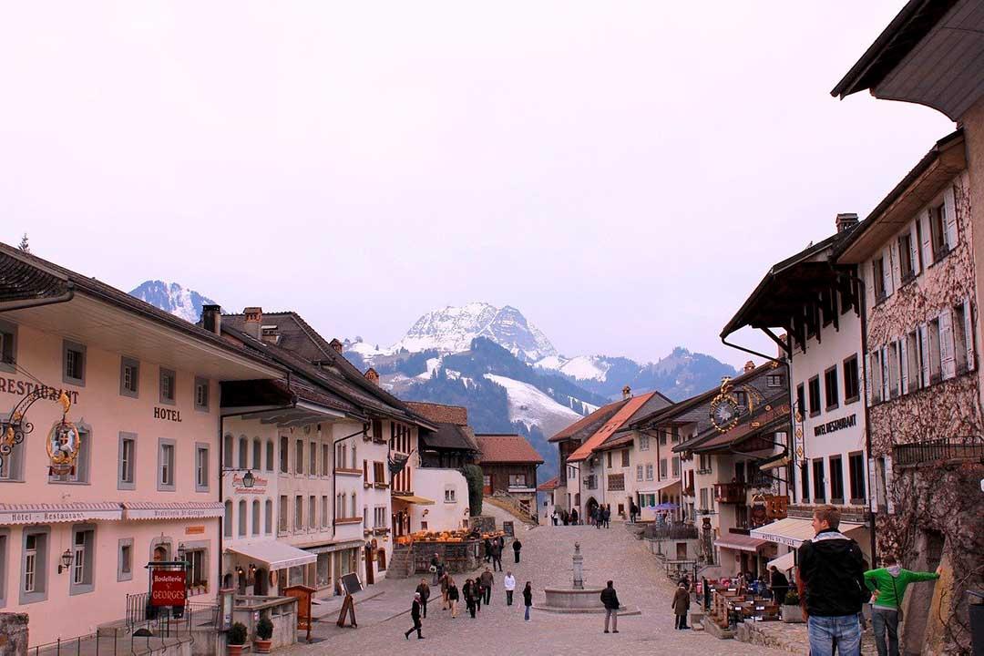 Gruyères Suiza