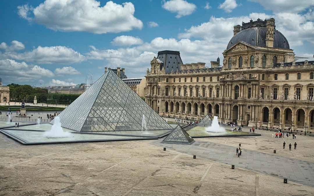 Museo Louvre en París