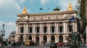 Palacio Garnier en París