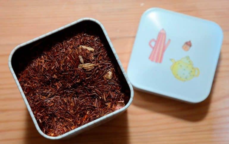 Rooibos: propiedades y usos en la cocina