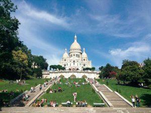 Basílica del Sagrado Corazón en París