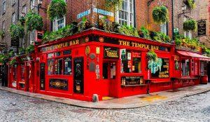 Lugares emblemáticos y comida típica de Dublín