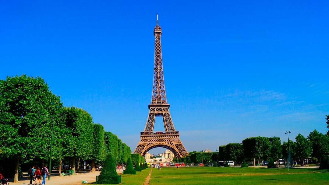 Torre Eiffel, símbolo de París