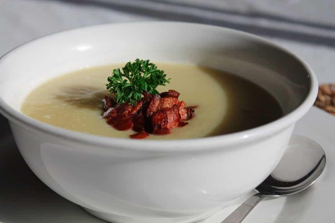 Vichyssoise, plato de la cocina típica de París
