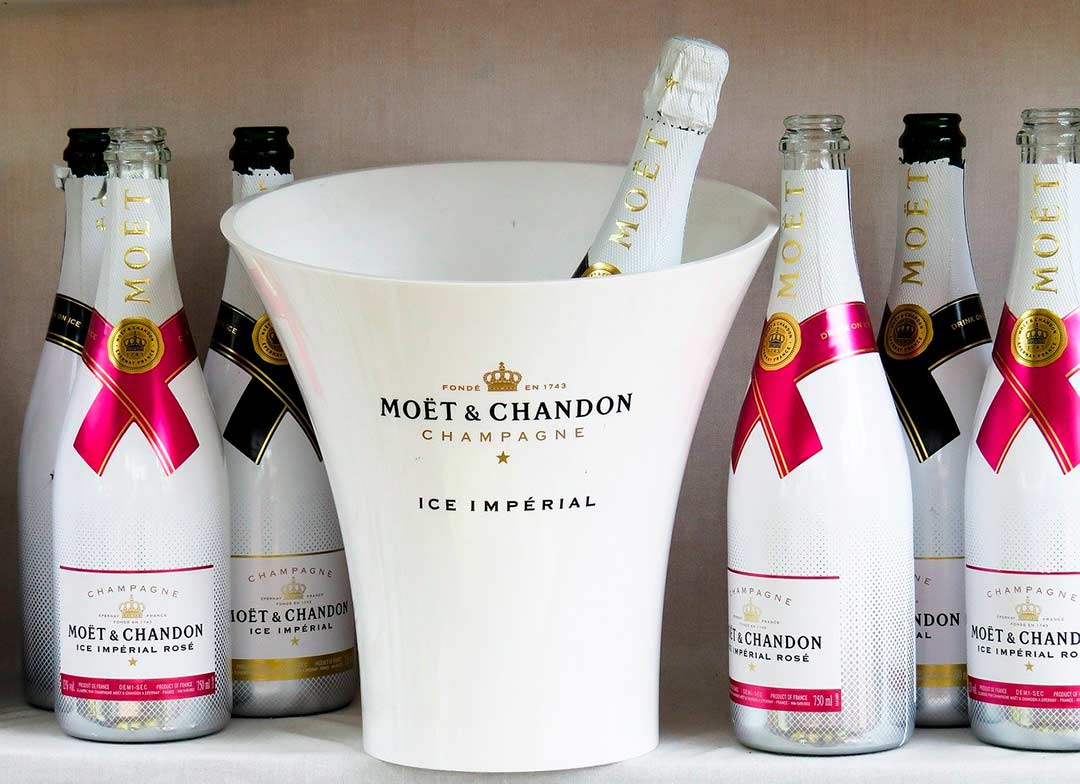 Champagne Moët&Chandon