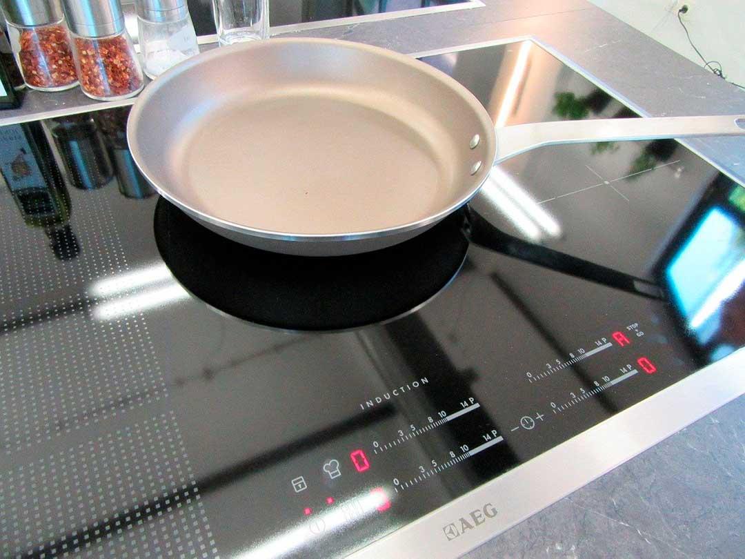 Cocina de inducción, uno de los tipos de cocina eléctrica