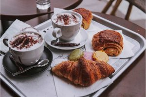 Desayuno francés