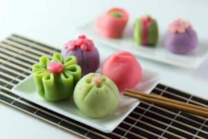 Los dulces y postres japoneses más representativos