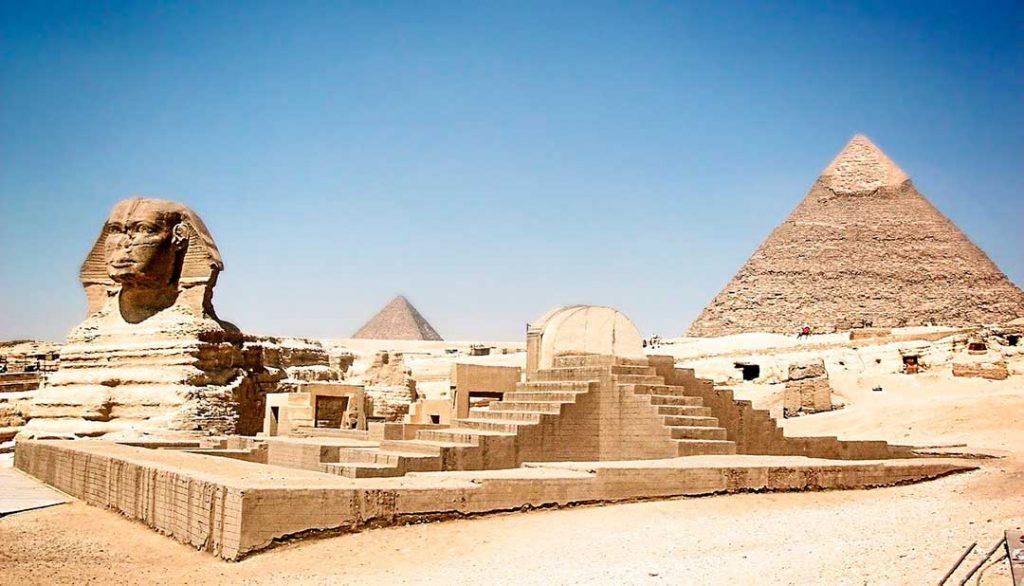 Un viaje para descubrir la historia y la gastronomía de Egipto