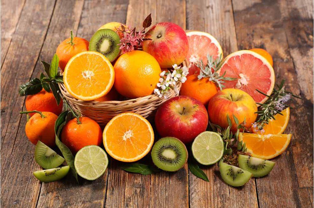 Frutas de invierno: beneficios e ideas para tomarlas a menudo