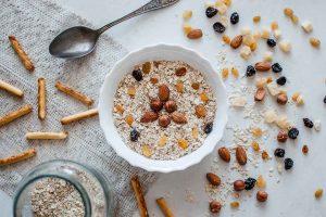 Gachas de avena, desayuno de Islandia