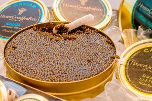 Tipos de caviar y cómo comerlo