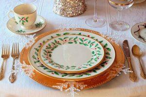 Normas básicas en la mesa para disfrutar de una Navidad segura
