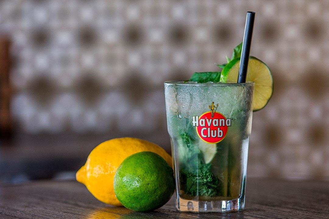 Mojito, bebida típica de ella gastronomía de Cuba