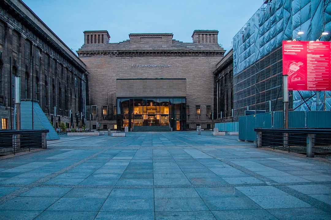 Museo Pérgamo en Berlín