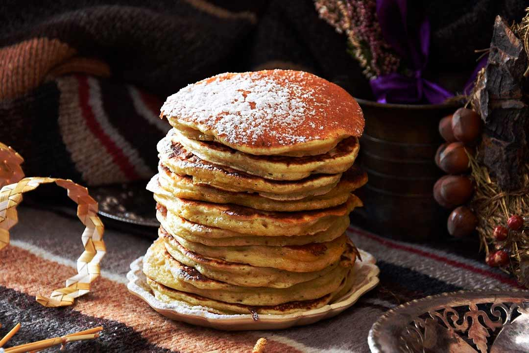 Tortitas, uno de los desayunos del mundo más conocidos