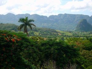 Parque Nacional de Viñales en Cuba