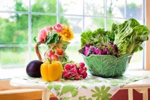 Verduras de temporada de verano para todos los gustos