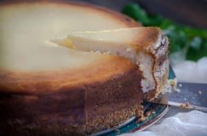 Cheesecake de Nueva York