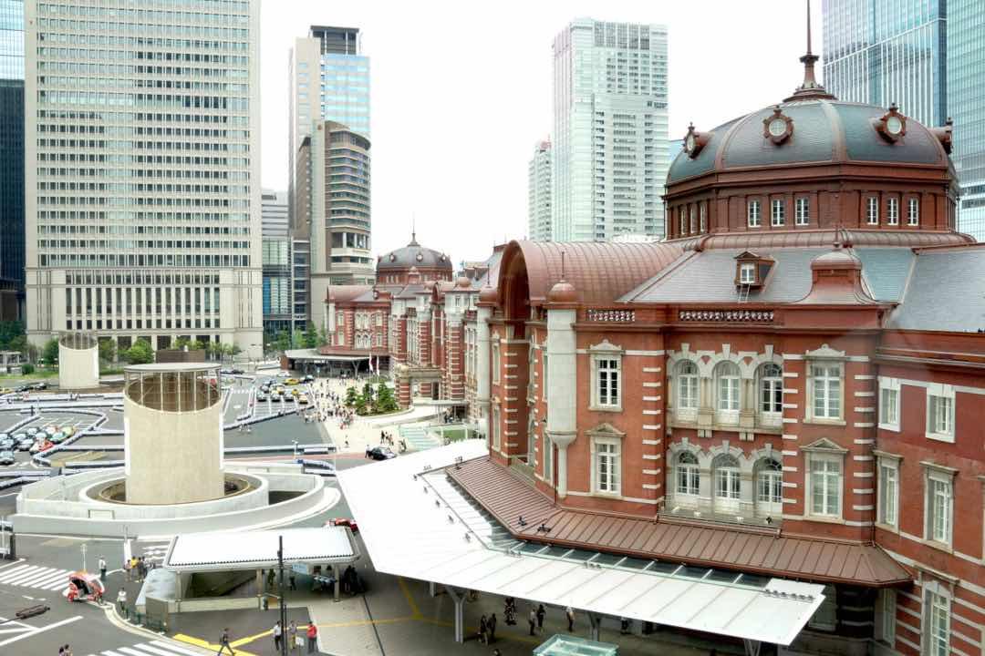 Estación de Tokio