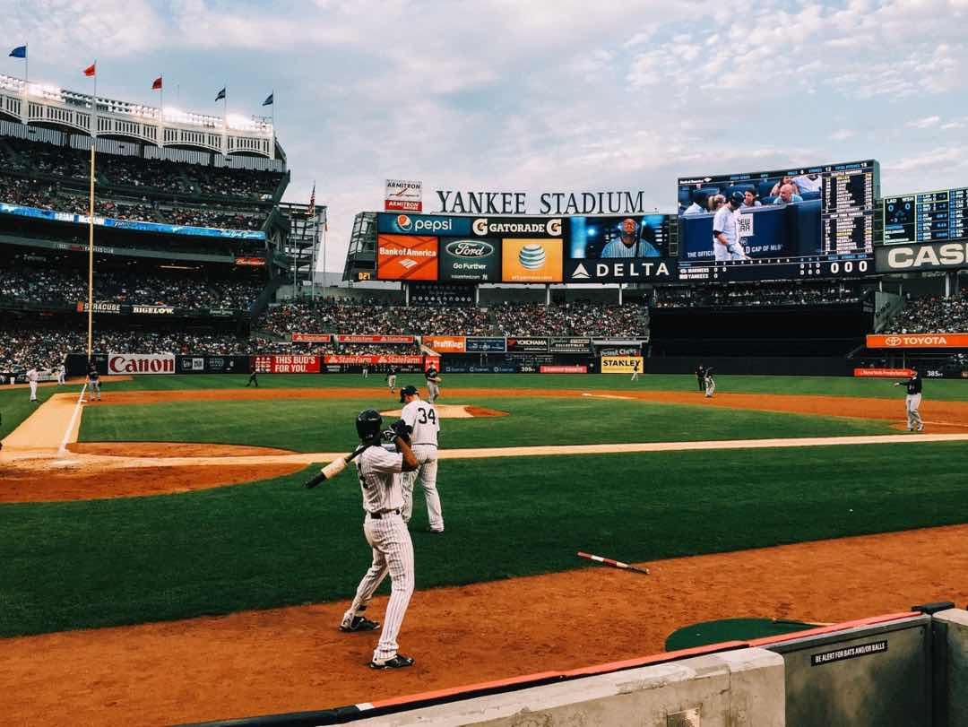 Yankee Stadium en el Bronx